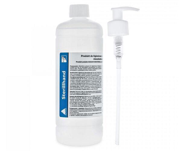 SterillHand 1L Płyn do dezynfekcji rąk i skóry / Medyczny