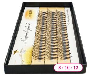 Kępki Żółte – Rzęsy Nesura – MIX 8-10-12mm