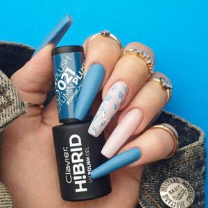 Lakier hybrydowy H!BRID – 021 Autumn Plush