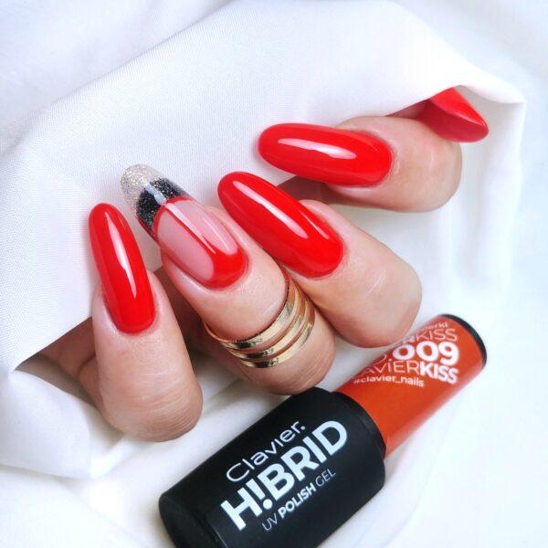 Lakier hybrydowy H!BRID – 009 Clavier Kiss
