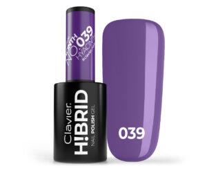 Lakier hybrydowy H!BRID – 039 Hyacinth