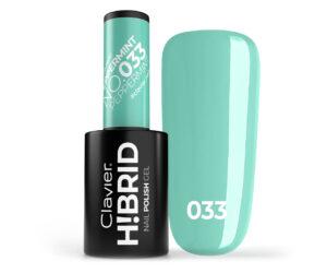 Lakier hybrydowy H!BRID – 033 Peppermint