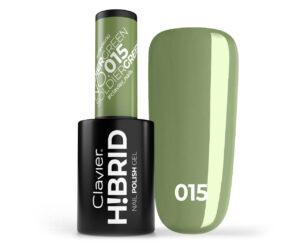 Lakier hybrydowy H!BRID – 015 Soldier Green