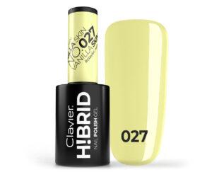 Lakier hybrydowy H!BRID – 027 Vanilla Skin