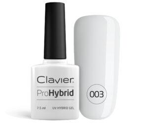 Lakier Hybrydowy – ProHybrid do Paznokci nr 003, Biały